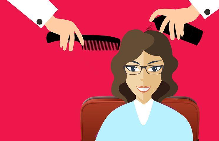 Voir un bon coiffeur à une bonne fréquence